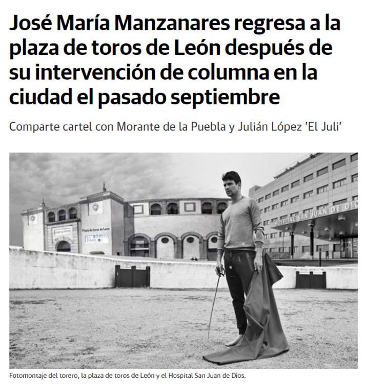 Jose María Manzanares